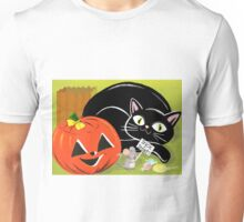 Halloween Trick Or Treat Trio Unisex T-Shirt