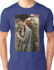 John William Waterhouse - The Soul Of The Rose  Unisex T-Shirt