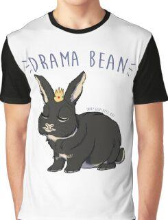 DRAMA BEAN Graphic T-Shirt