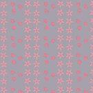 Pink Bursting Grey by CreativeEm
