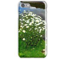 Daisy Daisy By Storm Black iPhone Case/Skin
