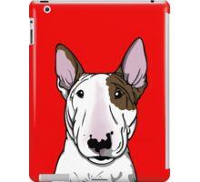 Lola Bull Terrier Friend Of Freddie iPad Case/Skin
