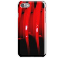 Flickering Flames Photo iPhone Case/Skin