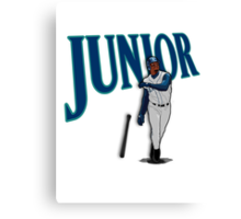 "Seattle - ""Junior"" Canvas Print"