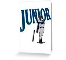 "Seattle - ""Junior"" Greeting Card"