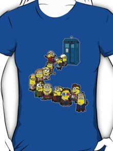 Trouble in Time and Space T-Shirt