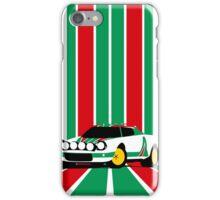 Lancia Stratos iPhone Case/Skin