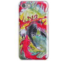 Half Kakuja iPhone Case/Skin