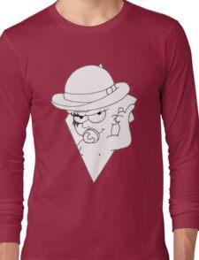 Crossover the Simpsons Clockwork Orange Long Sleeve T-Shirt