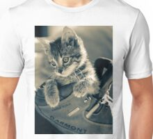 Kitten in a Boot  Unisex T-Shirt