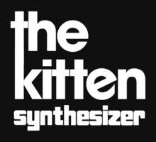 Kitten Synthesizer T-Shirt