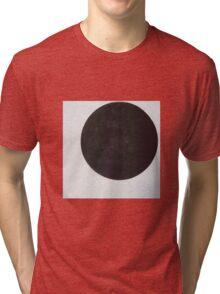 Kazemir Malevich - Black Circle 1923 Tri-blend T-Shirt