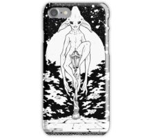 Sci Fi Tarot Card iPhone Case/Skin