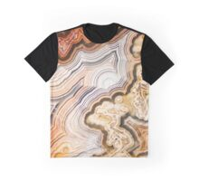 Geode Agate  Graphic T-Shirt