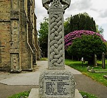 War Memorial, Charlestown by Rod Johnson
