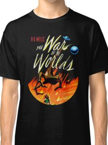 War of the Worlds T-shirt! Classic T-Shirt