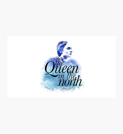 The Queen in the North Photographic Print