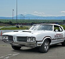1970 Oldsmobile Cutlass 'Indy Pace Car' by DaveKoontz