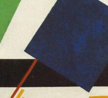 Kazemir Malevich - Suprematic Painting 1916 Sticker