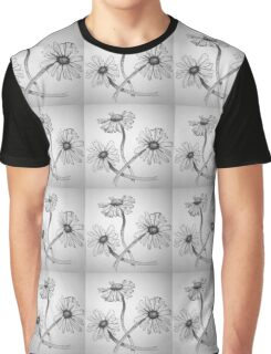 Daisy Sketch Graphic T-Shirt