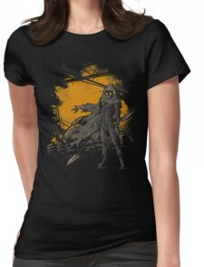 Spice Harvester Womens Fitted T-Shirt