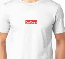 Sadboys box logo Unisex T-Shirt