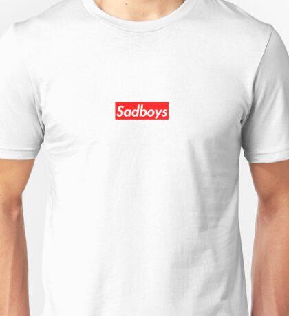 Sadboys box logo Unisex T-Shirt