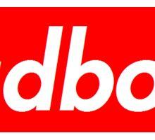 Sadboys box logo Sticker