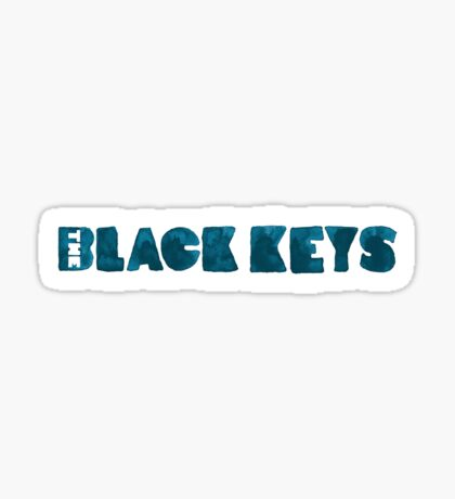 Attack and Release - The Black Keys Sticker