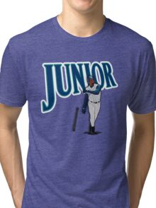 "Seattle - ""Junior"" Tri-blend T-Shirt"