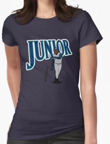 "Seattle - ""Junior"" Womens Fitted T-Shirt"