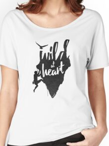Wild at Heart Women's Relaxed Fit T-Shirt