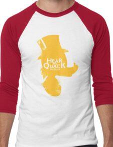 Scrooge McLannister Men's Baseball ¾ T-Shirt