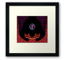 Bubble for your Trouble Framed Print
