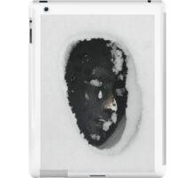 Frozen in white by Darryl Kravitz iPad Case/Skin