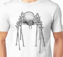 Scary Spider Unisex T-Shirt