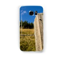 Post And Wire Samsung Galaxy Case/Skin