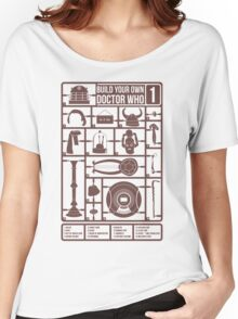 Build Your Own Doctor Who 1 Women's Relaxed Fit T-Shirt