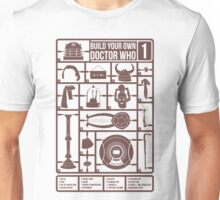 Build Your Own Doctor Who 1 Unisex T-Shirt