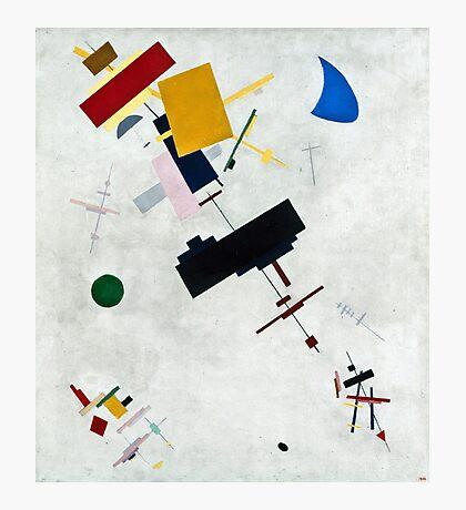 Kazimir Malevich - Suprematism  Photographic Print