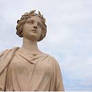 Statue by godtomanydevils