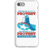 Protest the Protest iPhone Case/Skin