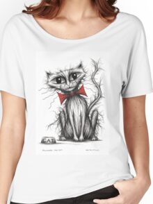 Pilchard the cat Women's Relaxed Fit T-Shirt