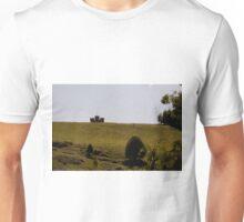 Walking By Arundel Castle Unisex T-Shirt