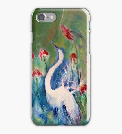 Whispering Grace iPhone Case/Skin