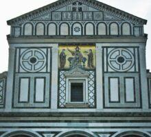 Basilica di San Miniato al Monte Sticker