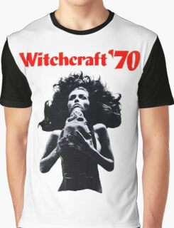 Witchcraft '70 movie shirt! Graphic T-Shirt