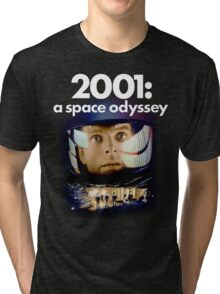 2001 A Space Odyssey shirt! Tri-blend T-Shirt