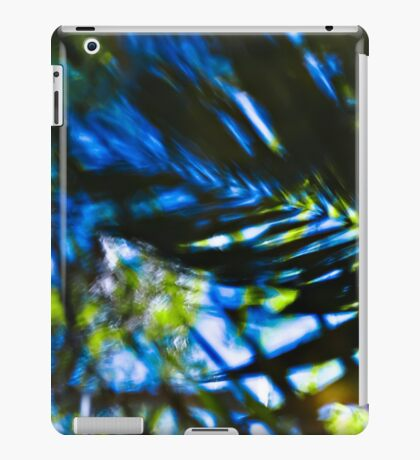 Passing through iPad Case/Skin