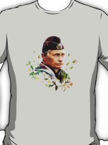 Vladimir Putin - Flowers T-Shirt